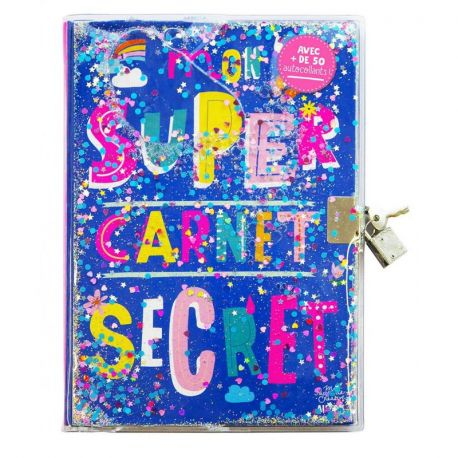 MON SUPER CARNET SECRET
