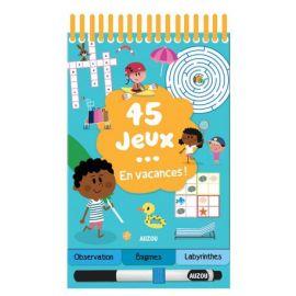 45 JEUX - EN VACANCES