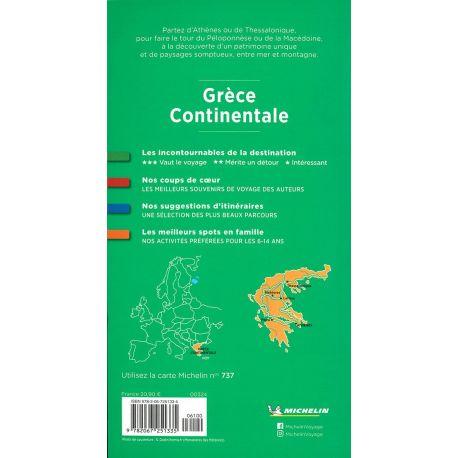 GRECE CONTINENTALE ILES IONNIENNES