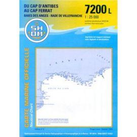 7200L CAP D'ANTIBES AU CAP FERRAT
