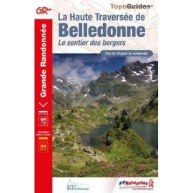 GR738 HAUTE TRAVERSÉE DE BELLEDONNE