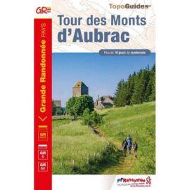 GR616 TOUR DES MONTS AUBRAC