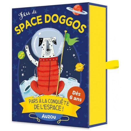 JEU DE SPACE DOGGOS PARS A LA CONQUETE DE L'ESPACE