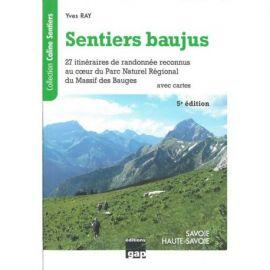 SENTIERS BAUJUS 27 ITINERAIRES