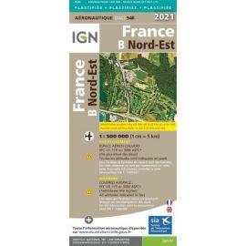 946 - FRANCE NORD EST 2021 PLASTIFIEE