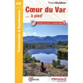 P835 LE COEUR DU VAR A PIED