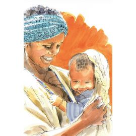 CARNET RIGIDE SOURIRE D'ENFANT (MERE + ENFANT)